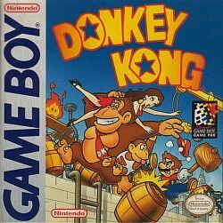 donkey kong gb